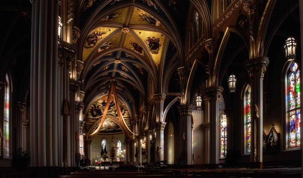 Baslica at Notre Dame