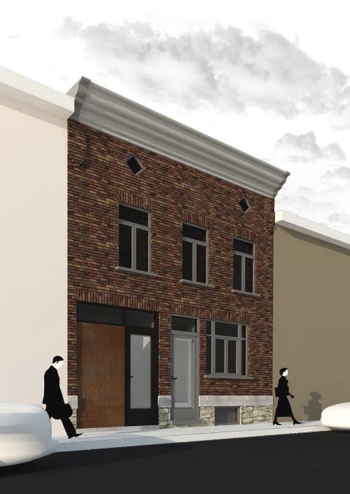 Rénovations - quartier Saint-Saveur, Québec, QC.