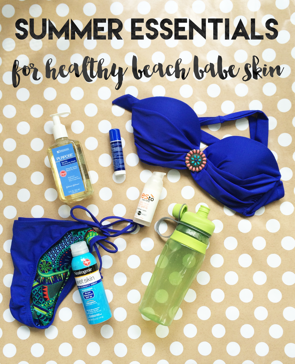 Summer Essentials For Helthy Beach Babe Skin | www.lifemodifier.com