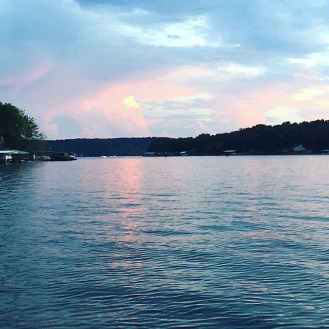 I live for weekend getaways. Lake of the Ozarks last weekend, Sonoma this coming weekend.