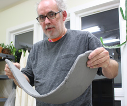 Jeff Pender working with clay slab.jpg