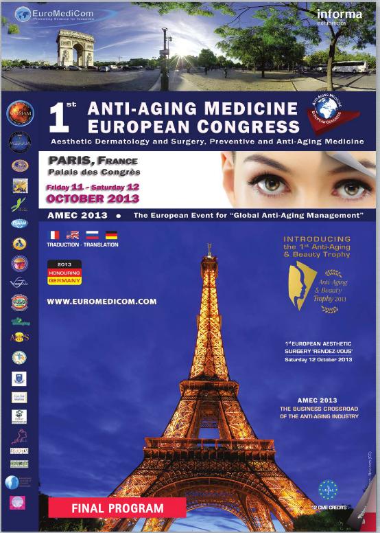 Le 1er congrès de l'AMEC a été un succès ; un nouveau rendez-vous important pour la chirurgie esthétique