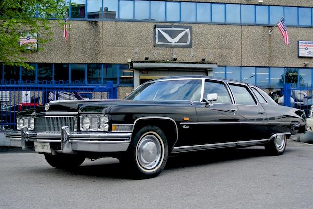 1973 Cadillac Fleetwood Seventy-Five 2013 04 23 Luciano Faverio 01.jpg