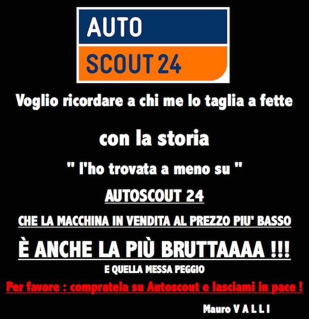 Autoscout 24 Valli Store