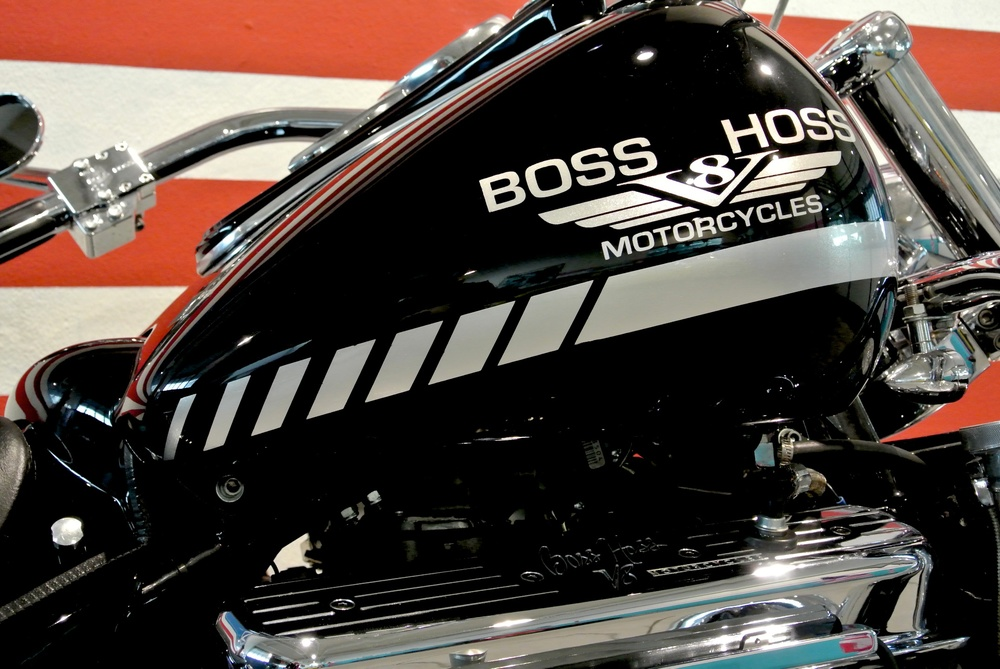 Boss Hoss Motorcycles