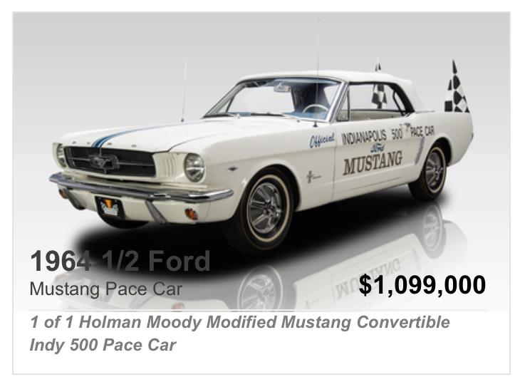1964 1/2 Mustang