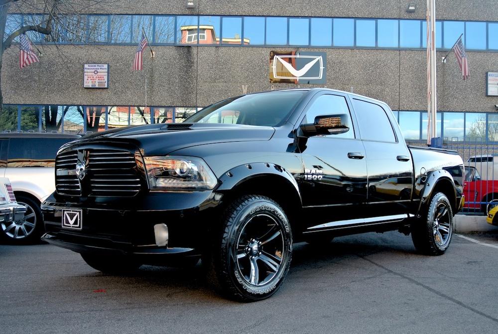 Dodge Ram Sport Bushwakers