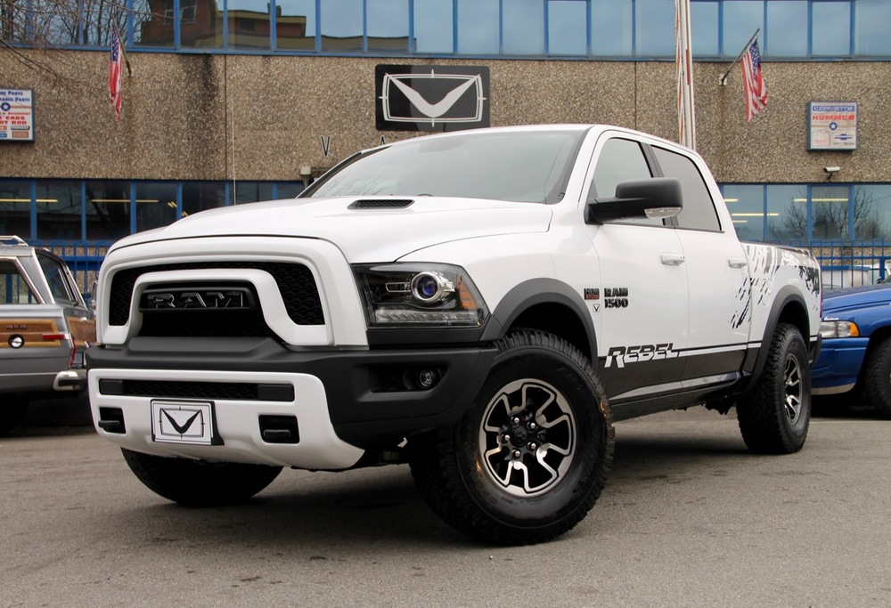 RAM REBEL SPECIAL EDITION VALLISTORE