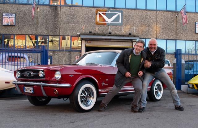 1966 Mustang 289 V8 Convertible Paolo Maltecca.jpg