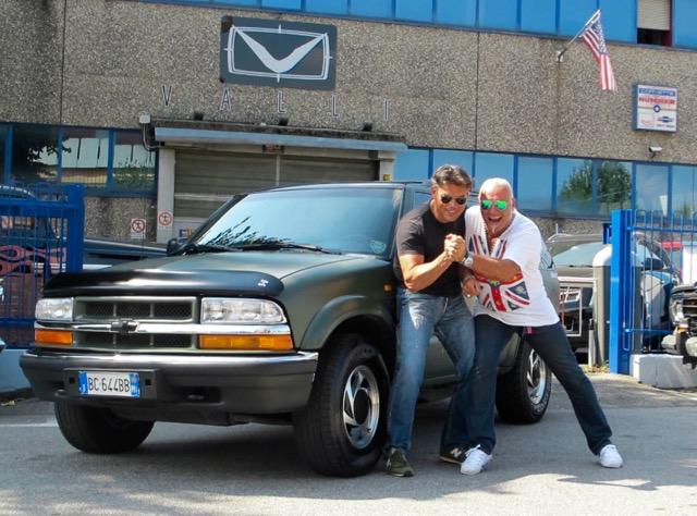 2000 Chevrolet Blazer 4.3 LT 2013 09 06 Luigi Corsiero 12.jpg