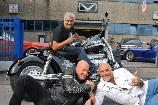 2007 Boss Hoss Motorcycles ZZ4 5.7 V8 2014 09 10 Marco Aiolfi Consegna 01.jpg
