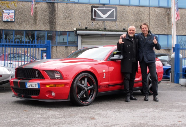 2008 Mustang Shelby GT 500 Maurizio Alberti.jpg