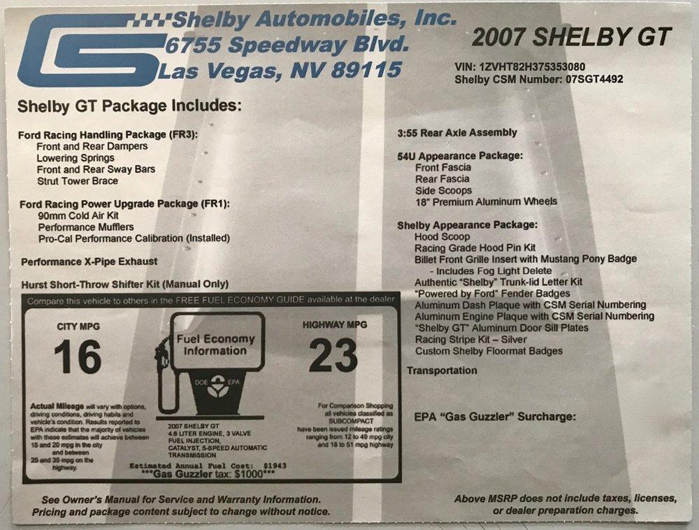 2007 Shelby GT CSM- 07SGT4492 42.jpg