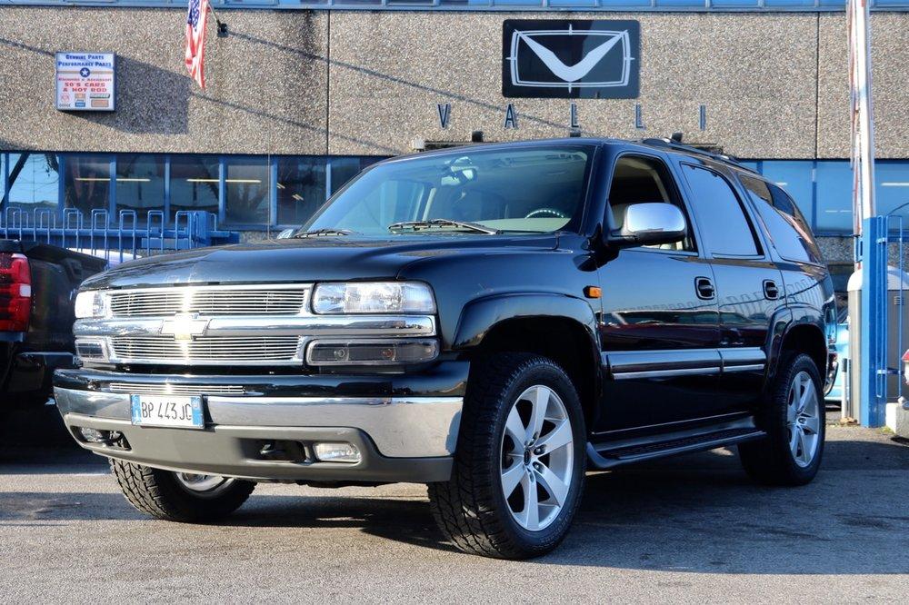 #VALLISTORE 2002 Chevrolet Tahoe LT 5.3LV8