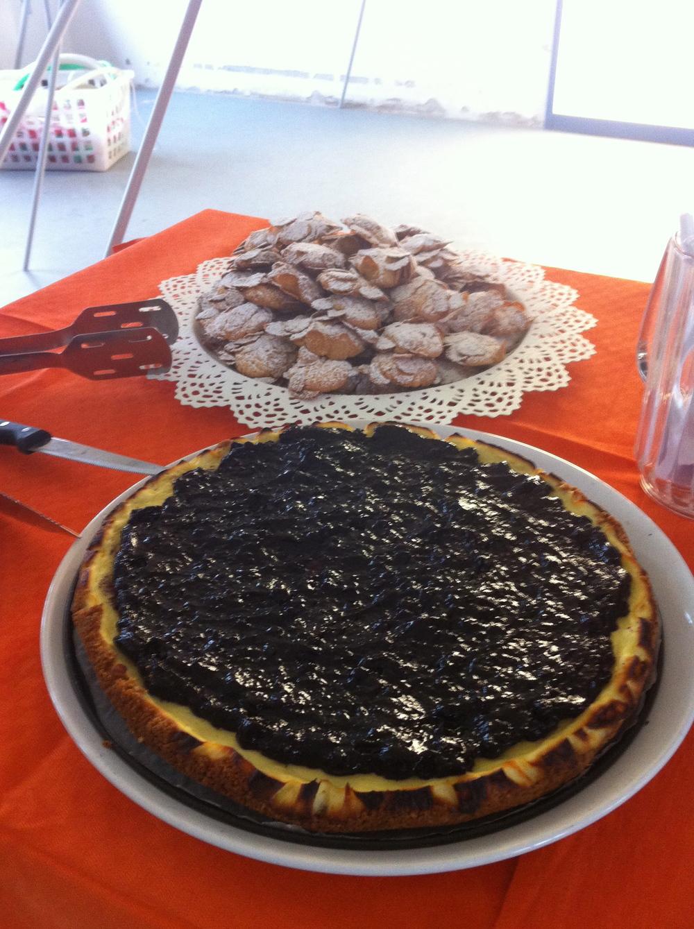 Comida en la Escuela Allende