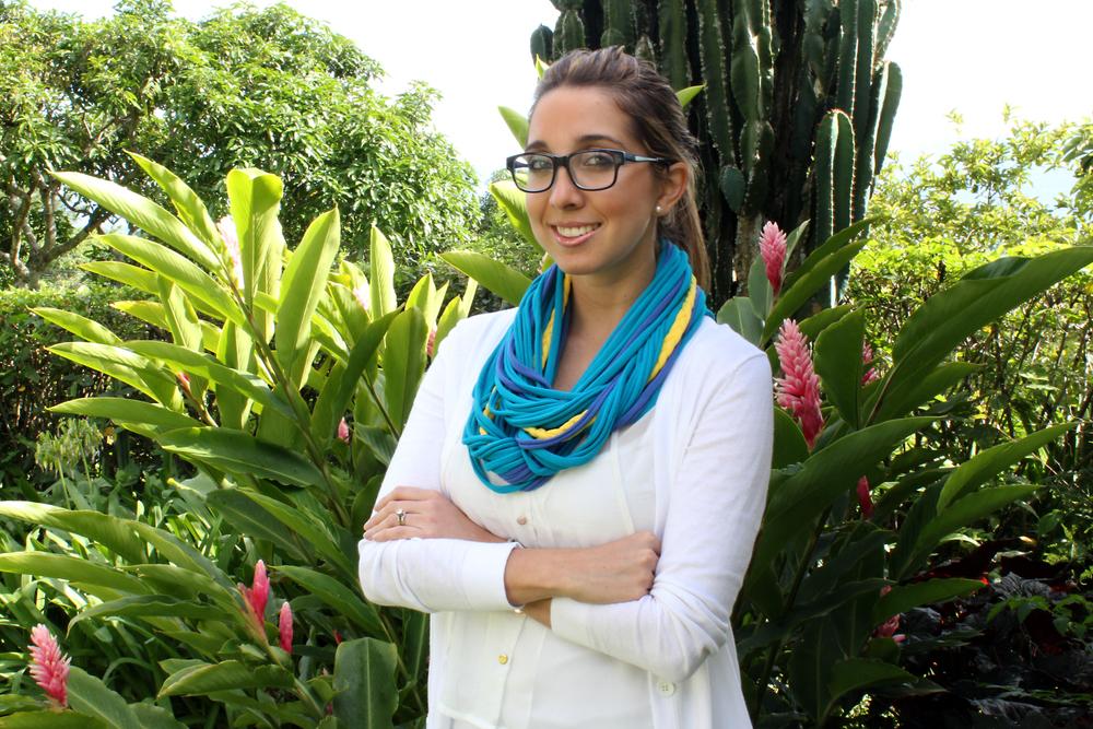 Co-fundadora y Directora Administrativa voluntaria:Karla Staton