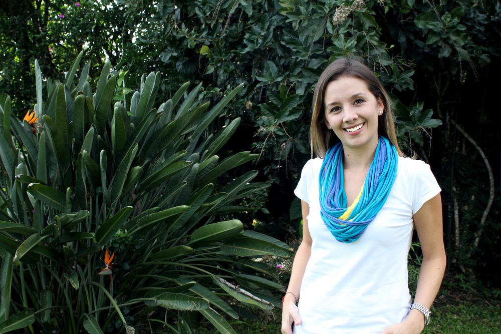 Valeria Rodríguez, atelierista
