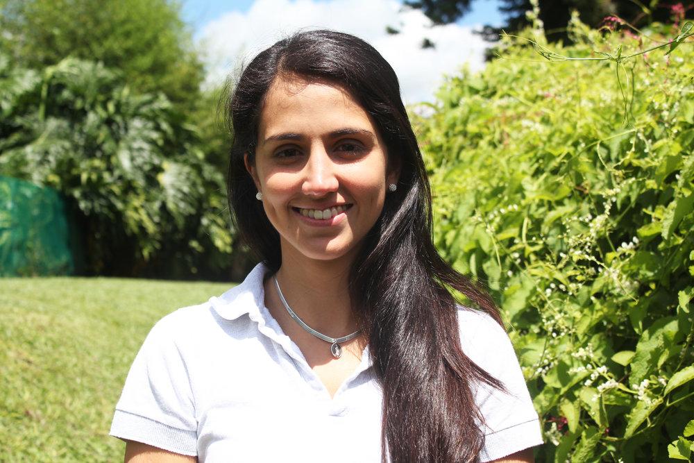 Mariana Donato, actual co-maestra Espiral 1 - Bellelli Escazú