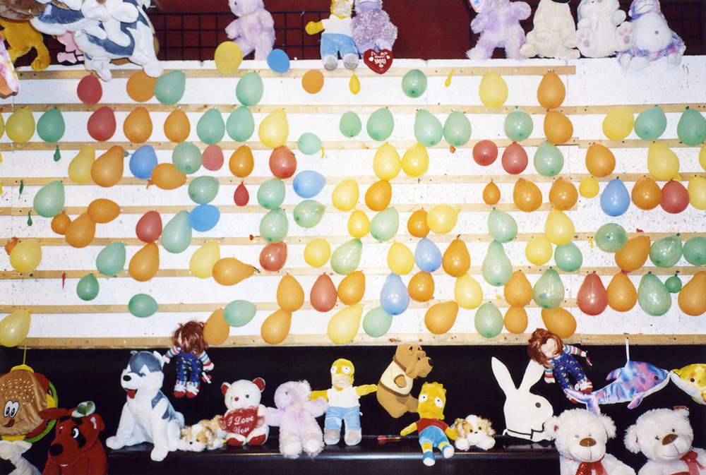 Balloons, Coney Island