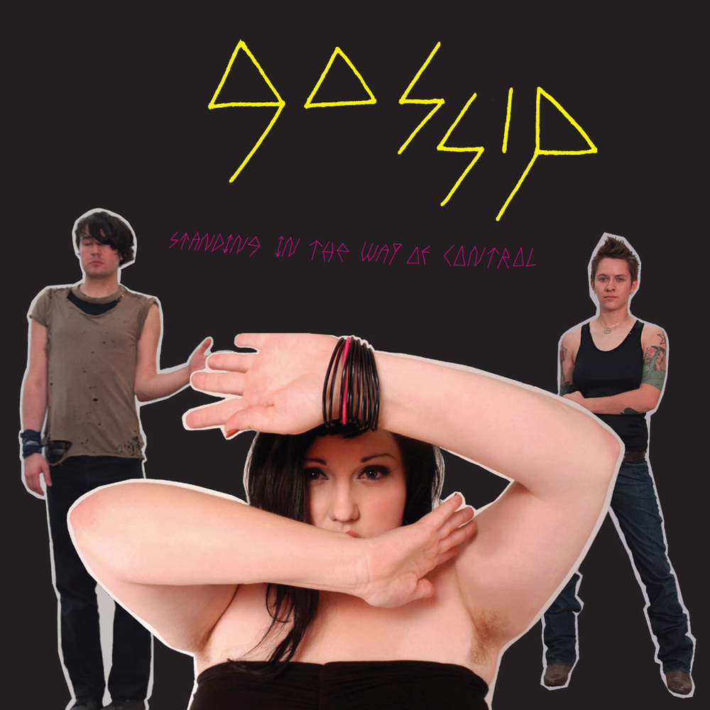 The Gossip, Standing In The Way of Control, Album Cover, Kill Rock Stars Records