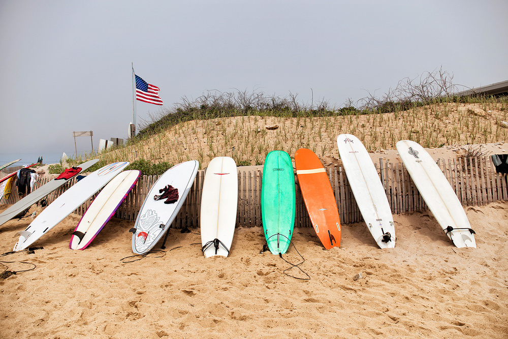 Surf Boards, Ditch Plains Beach