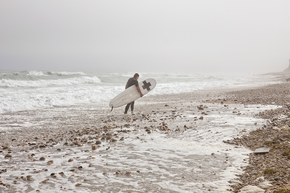 This series is a published book: SURF+TURF:MONTAUK