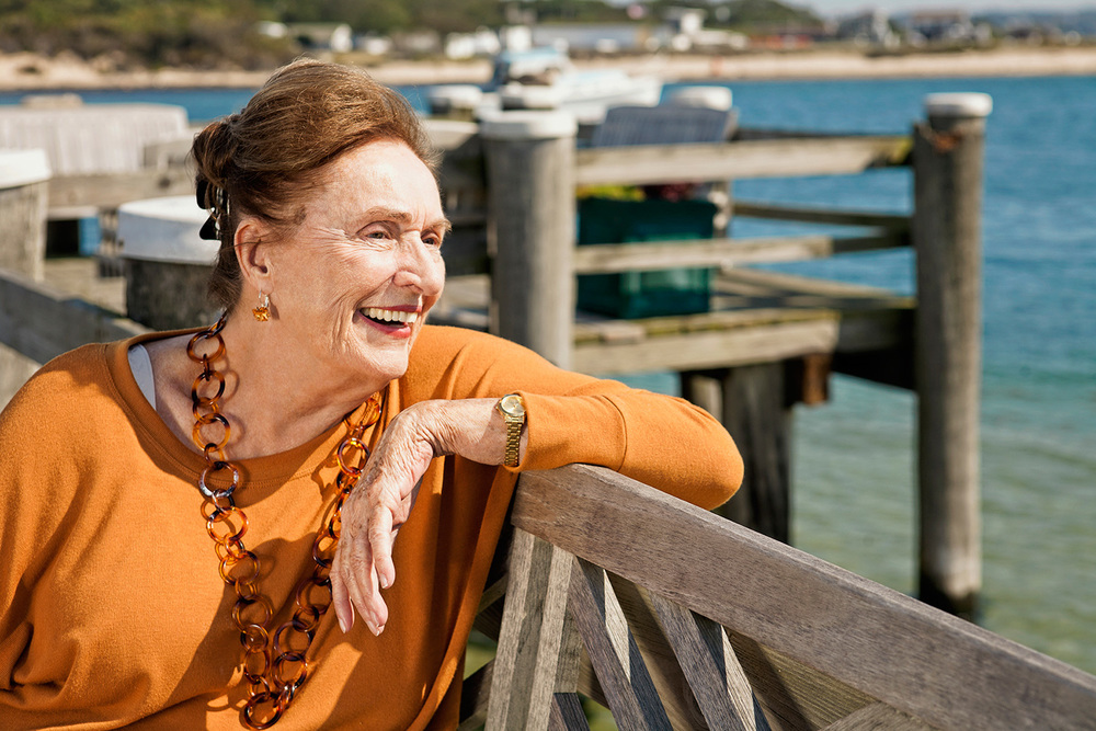 Roberta Gosman, (RIP) Owner, Manager of Gosman's Restaurant & Dock, Gosman's Dock