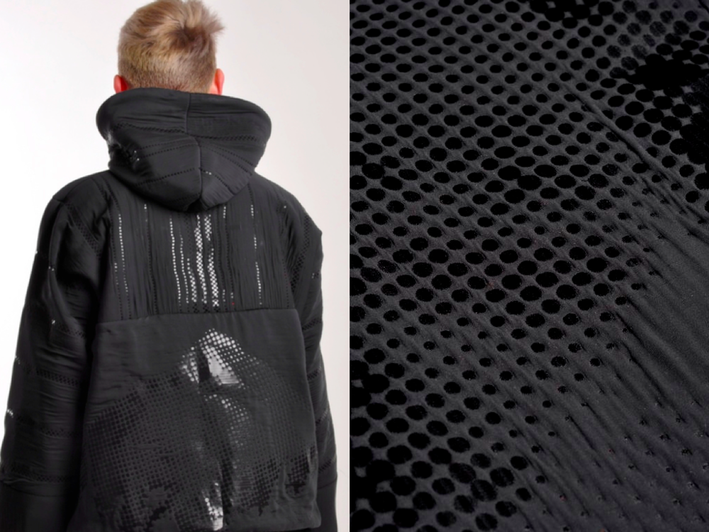 Laser Line for Northface - Goldsworthy & Telfer (2012)