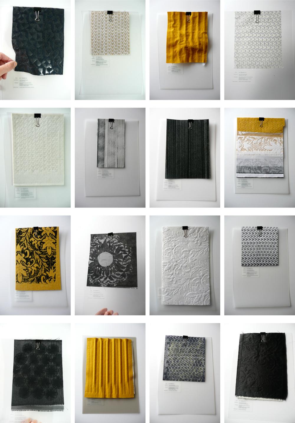 Mono Finishing - Goldsworthy (2009)