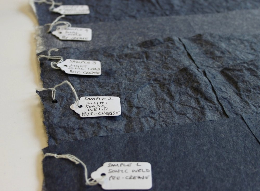 A.S.A.P. Paper Cloth - Politowicz, Goldsworthy & Granberg (2014)