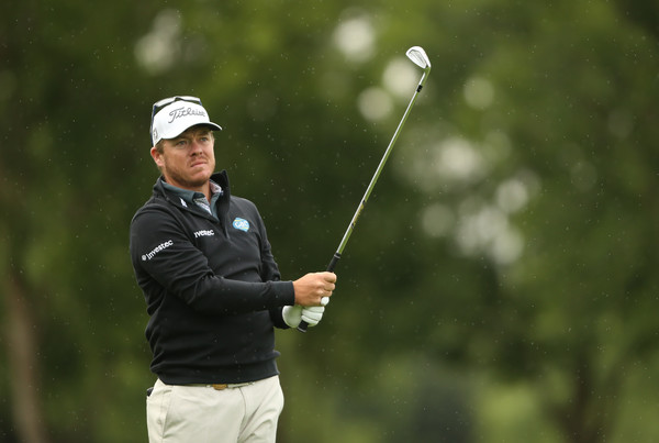 George Coetzee - European Tour