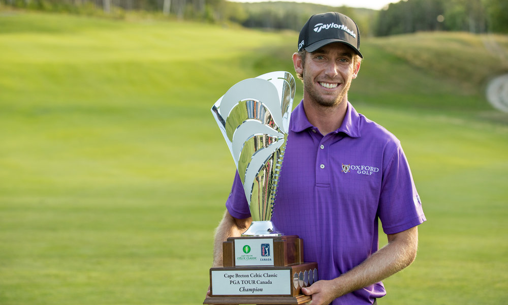 Mark Silvers - Web.com & PGA Tour Latinamerica