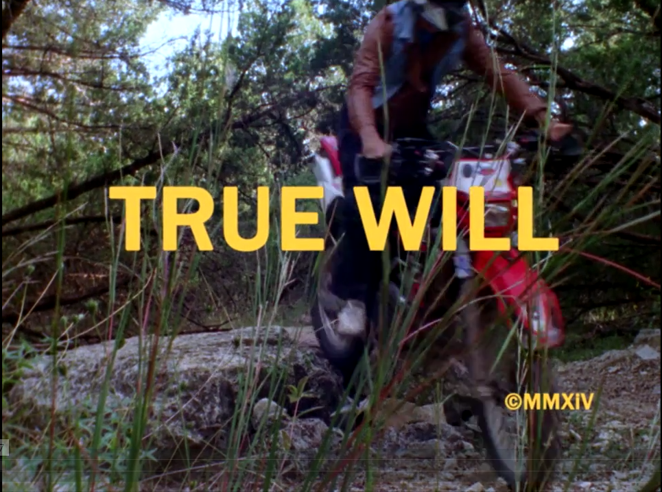 TRUE WILL    Film is currently private by request of the filmmaker (email info@soundnoodle for link)
