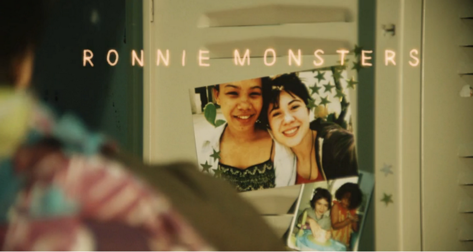 SHORT FILM : SCORE   Ronnie Monsters