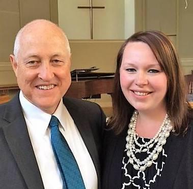 Pastors Steve and Leah