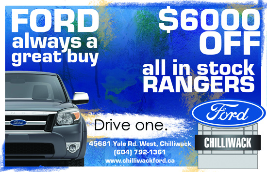 Chilliwack Ford 1