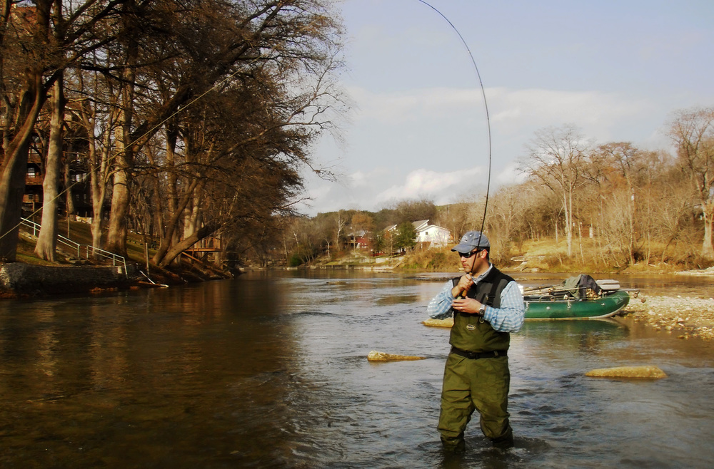 Guadalupe river trout fishing for Guadalupe river fly fishing