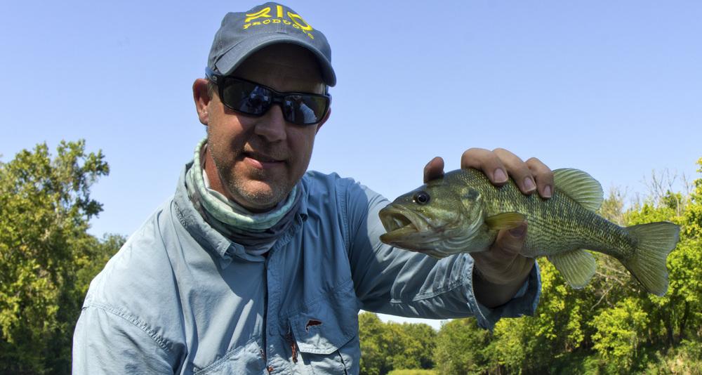Colorado River Guadalupe Bass
