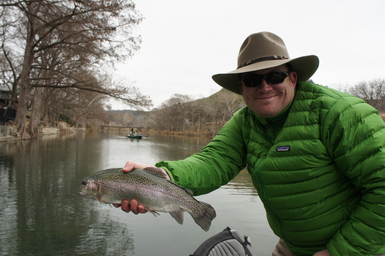 301 moved permanently for Guadalupe river trout fishing