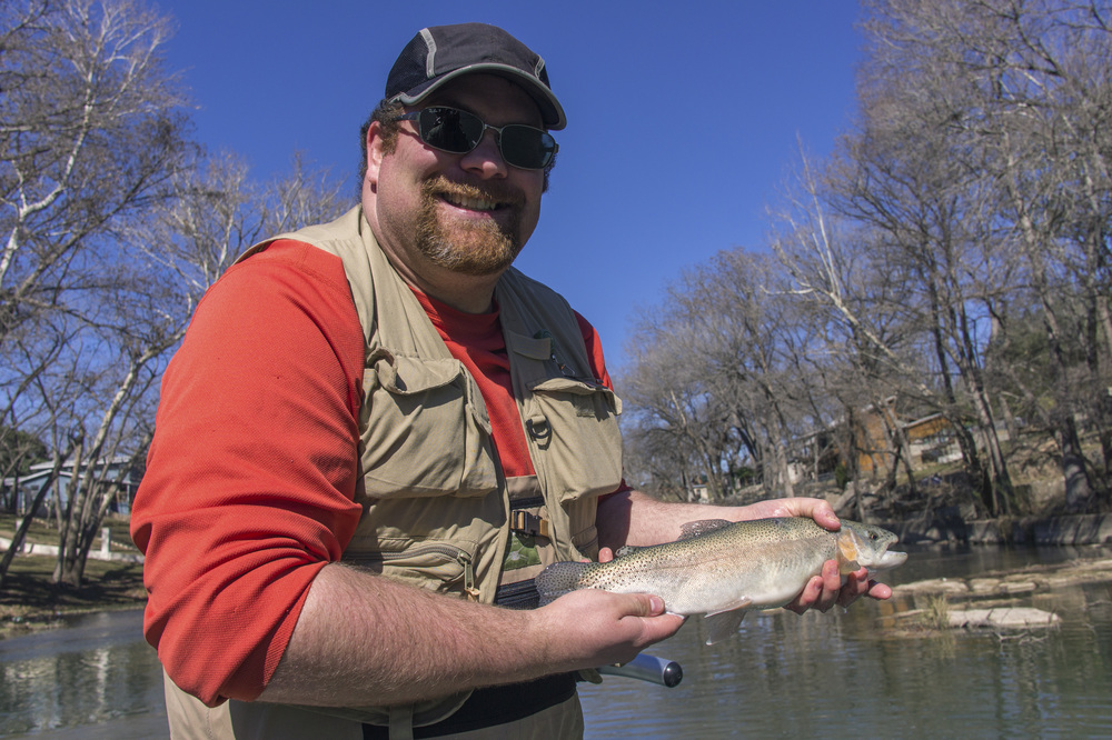 Guadalupe Rainbow Trout