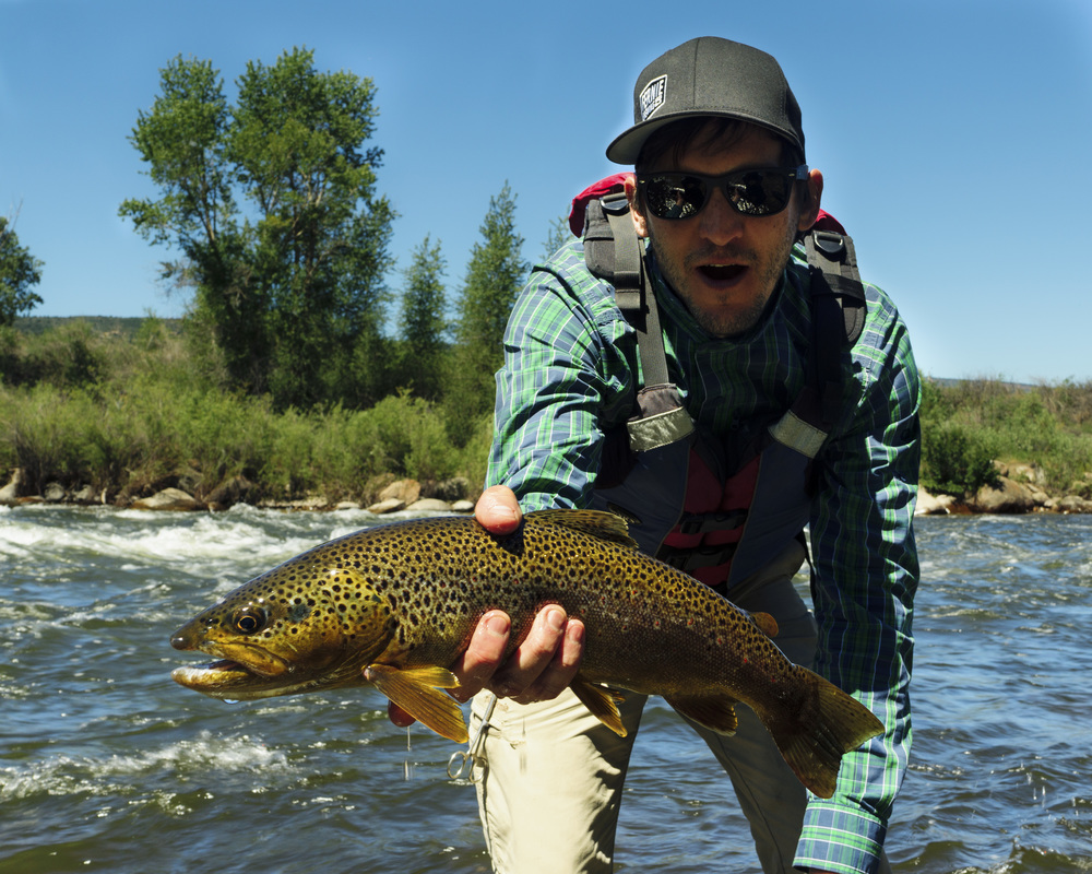 Eagle River Brown Trout