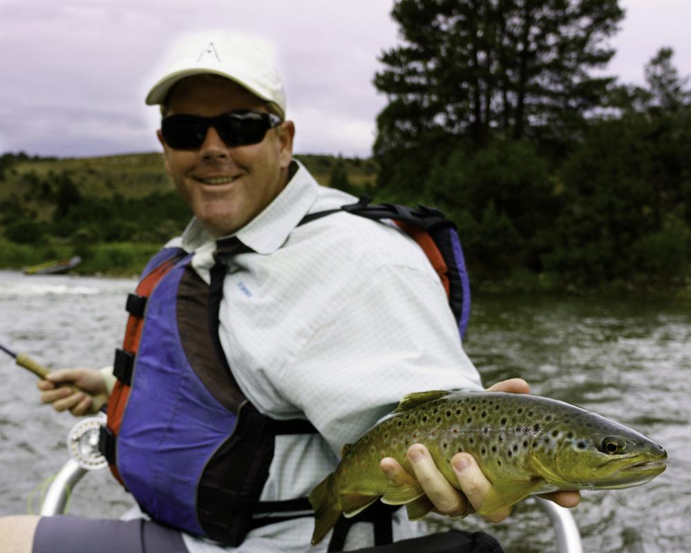 Colorado River Brown