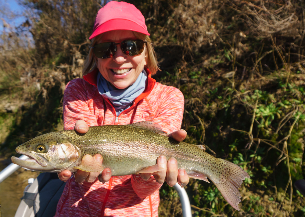 Now is the time for guadalupe river trout fishing alvin for Guadalupe river trout fishing