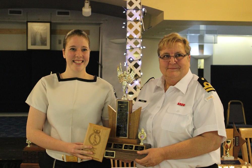 Esprit de corps award - CPO1 Read