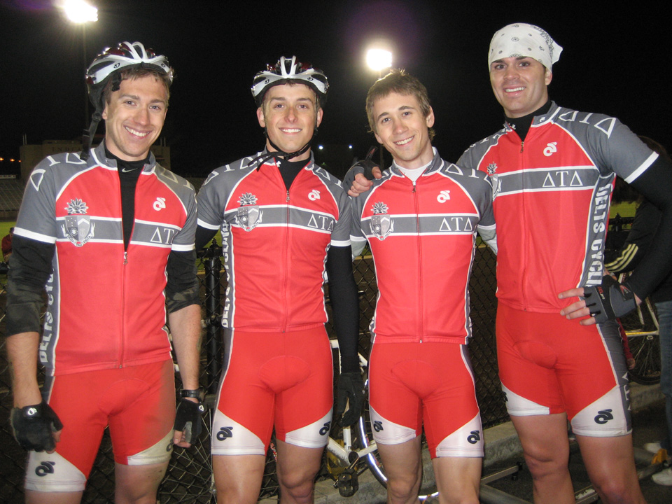 Team Pursuit, 2008