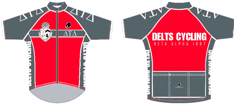 Delt Cycling Jersey