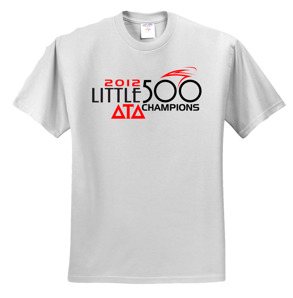 Delt Cycling Championship T-Shirt