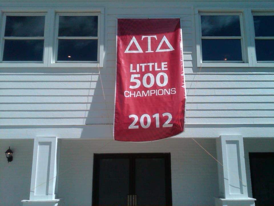 Hang the Banner