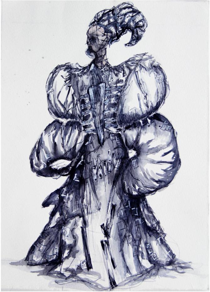 Costume Design by Arlene Felipe