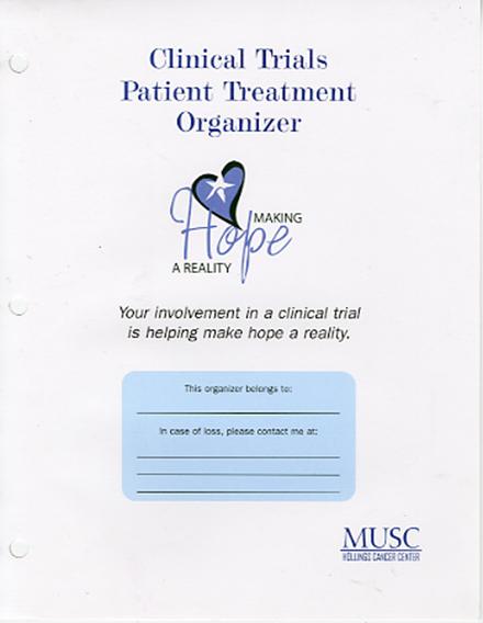 Patient Treatment Organizer